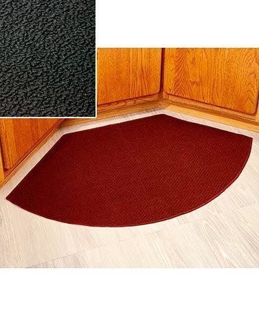 kitchen corner kitchen rug