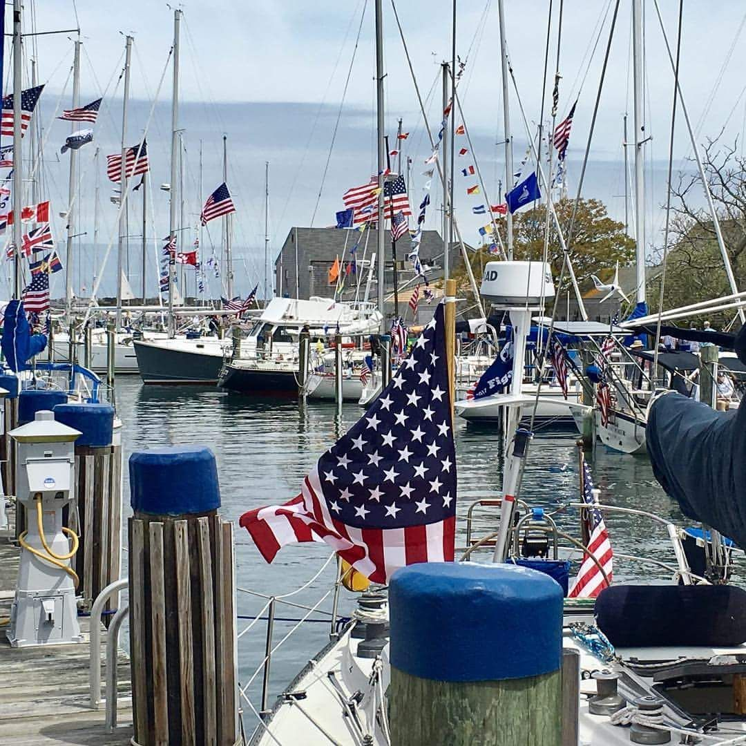 """From """"Nantucket Memorial Day Weekend 2017"""" Story By"""