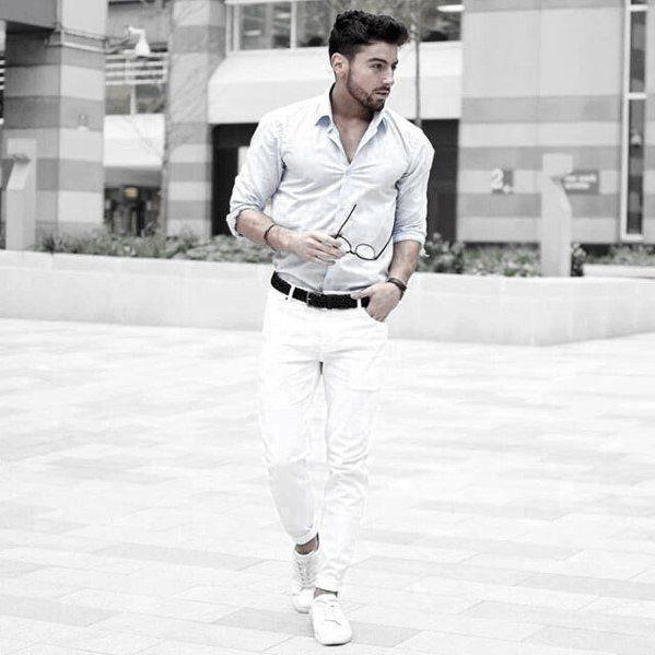 25+ Off white jeans men ideas info
