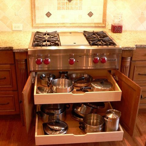 Pull Out Kitchen Cabinet Drawers Design Ideas Pictures Remodel And Decor Page 5 Kitchen Remodel Small Kitchen Design Kitchen
