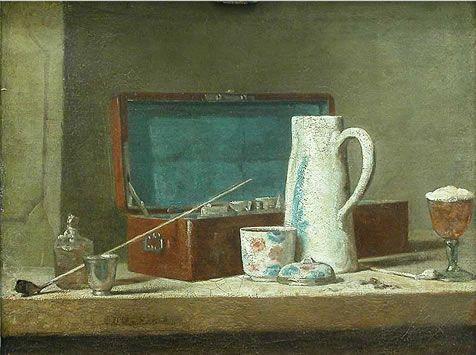 Chardin painting