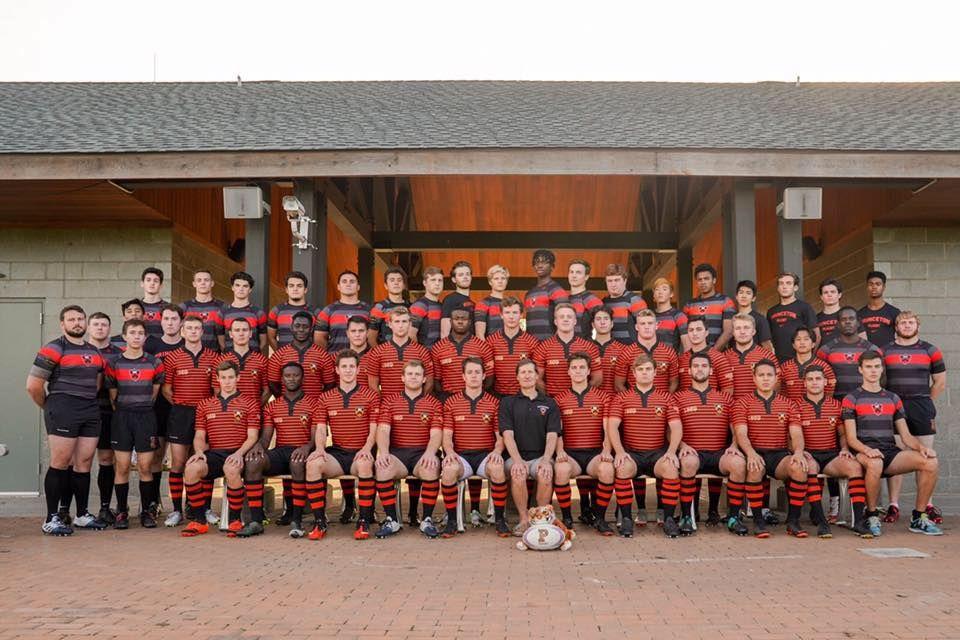 Sandoval Wood Princeton Rugby Club 2019 2020 Rugby Club Rugby Athlete