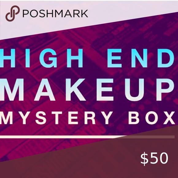 MAKEUP MYSTERY BOX in 2020 Makeup, High end makeup