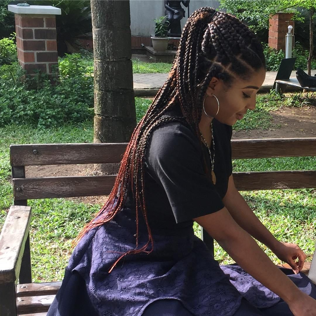 Box braids and why they never go out of fashion badass braids