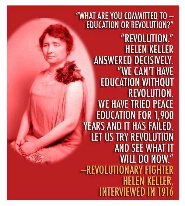 Preposition In Learn In Marathi All Complate: Revolution. Education. Peace. Hellen Keller Quote