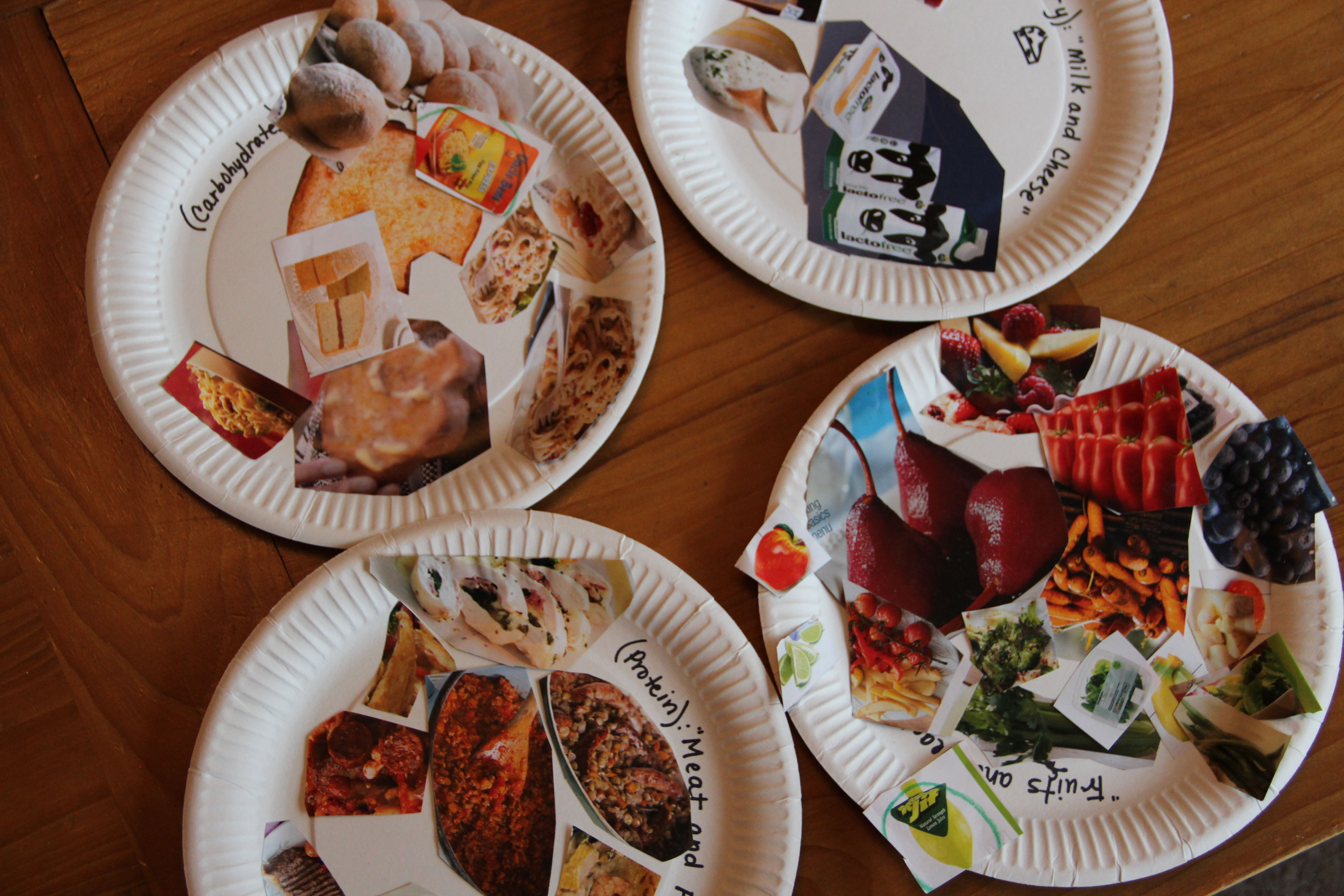 Four Food Groups For Preschool
