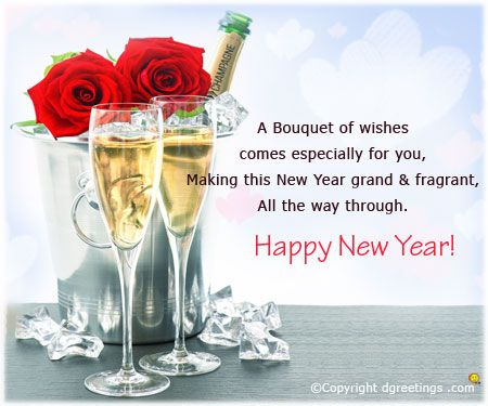 Happy New Year | Holiday Flare | Pinterest | Messages, Beautiful ...