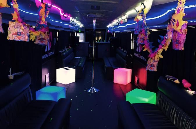 Skip The Line San Jose Vip Nightclub Access And Party Bus Live An Unique Experience In The San Jose Nightlife Nbsp Go Nbsp To Party Bus Night Club Bus Living