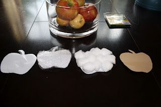 Sensory Apples Activity