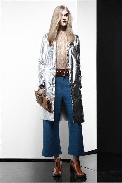Photos and comments about the collection, the outfits and accessories Acne submitted for Pre-Fall Winter 2012/2013 #moda