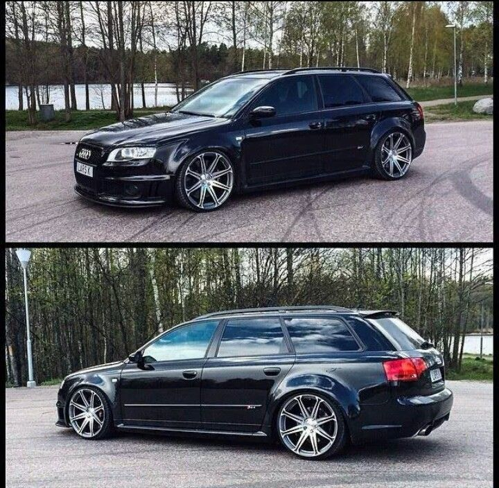 Audi A4 B7 Rs4 Avant  B7 Rs4  Pinterest