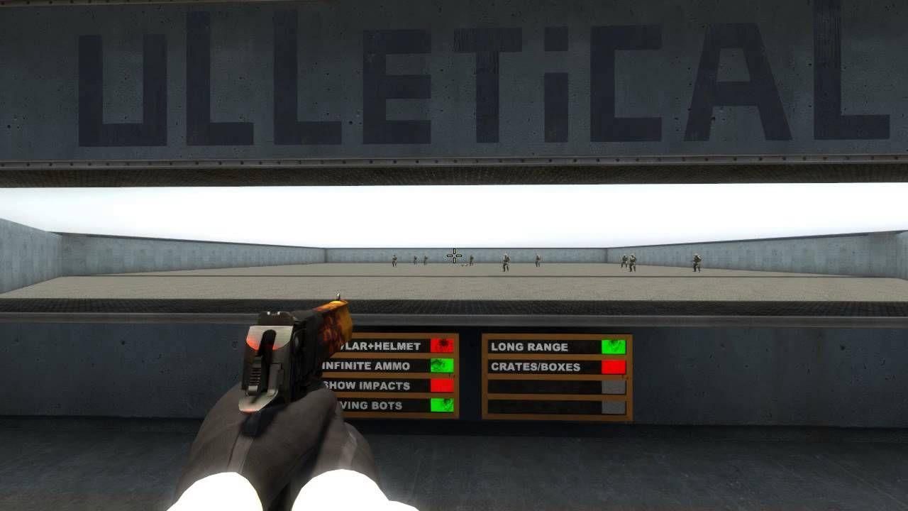 CS:GO | Aim Botz - Training Map | uLLeticaL