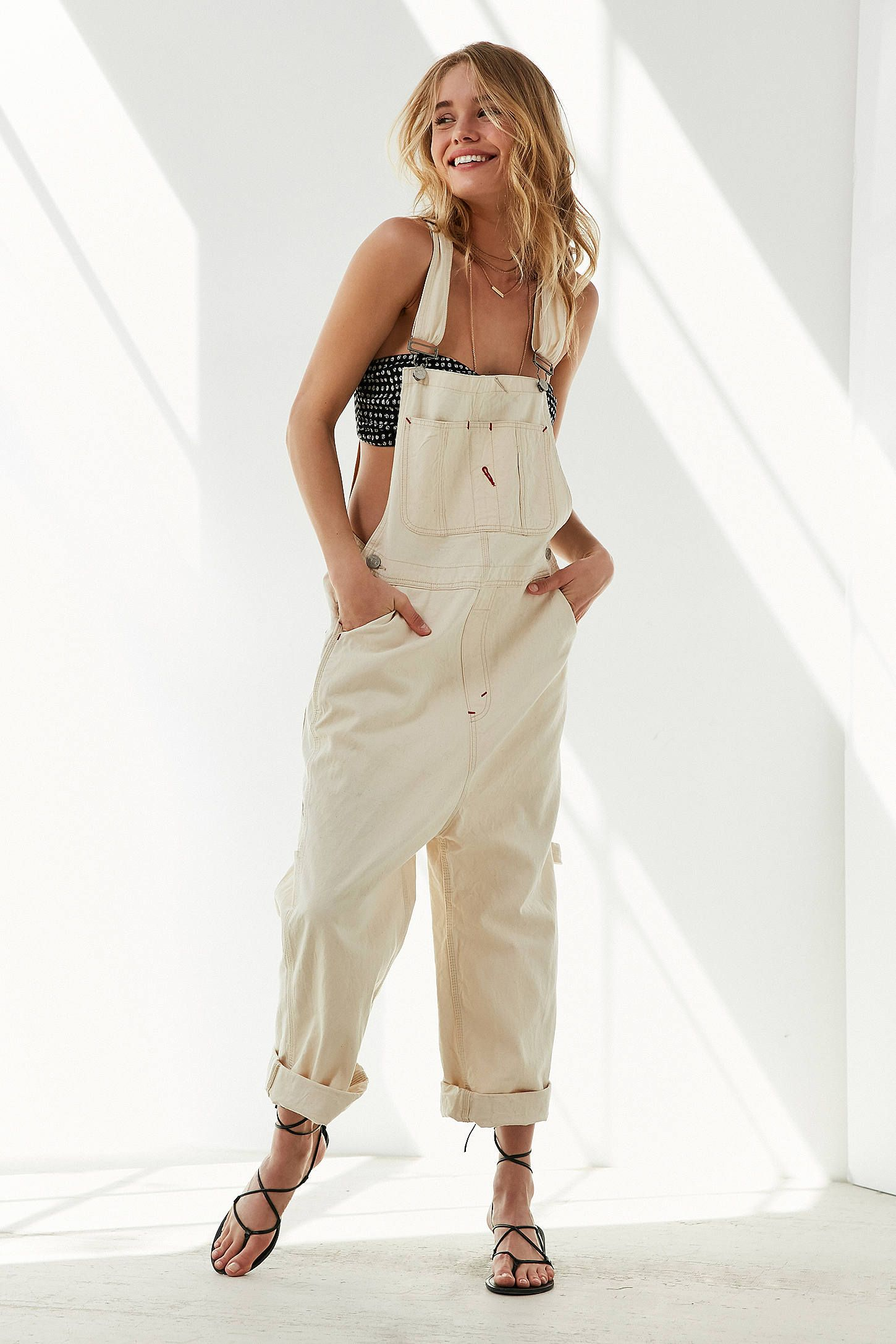 790c7d886d Shop BDG Oversized Stitched Overall at Urban Outfitters today. We carry all  the latest styles