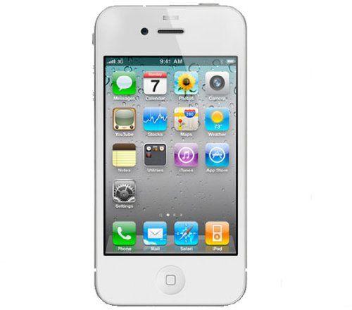 Apple Iphone 4 8gb White Cricket Wireless Apple Iphone 4 8gb White Cricket Wireless This Apple Iphone 4 Is A Foll Apple Iphone 4s Iphone 4s Apple Iphone