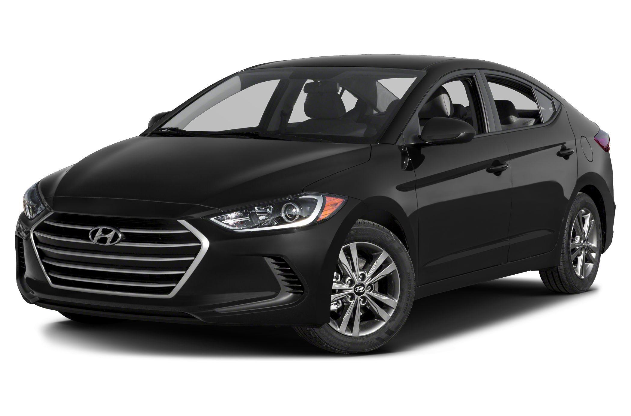 2016 Hyundai Elantra Black Carros