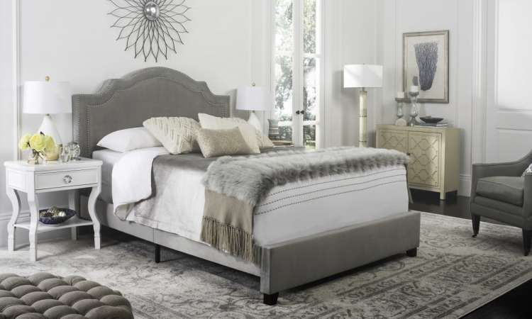 9+ Awesome Bedroom Color Schemes With Grey Collection ...