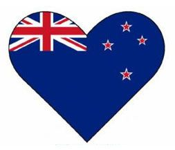 Pin By Pono Herbert On 1heart New Zealand Flag Waitangi Day New Zealand