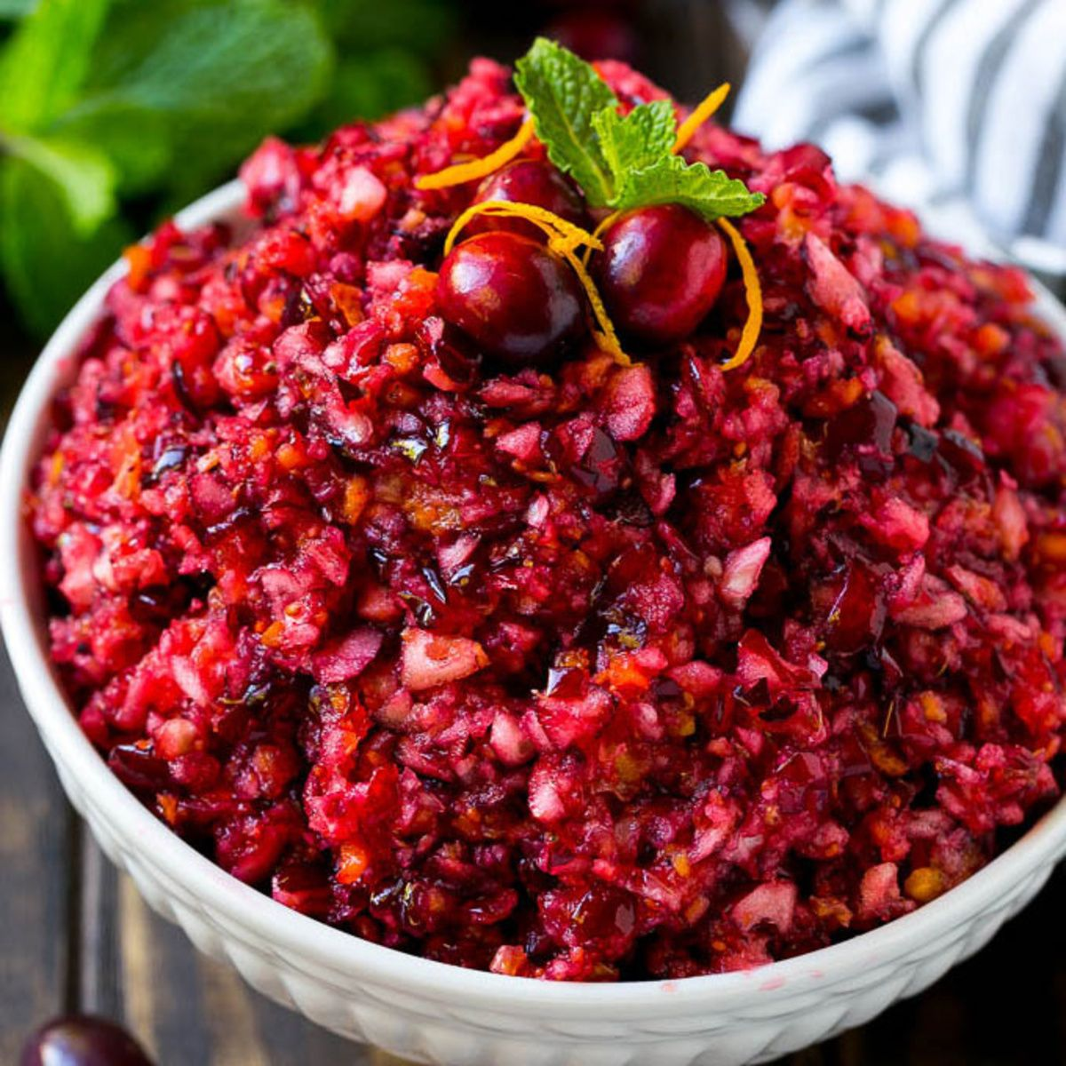 Cranberry Relish Cranberry Relish - My Recipe Magi