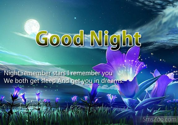 Good Night Blessings Images And Quotes: Cute Good Night Sms Quotes