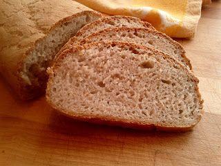 Kimuranttia kurmeeta: Gluteeniton vaalea leipä (huom. sis. riisiä)