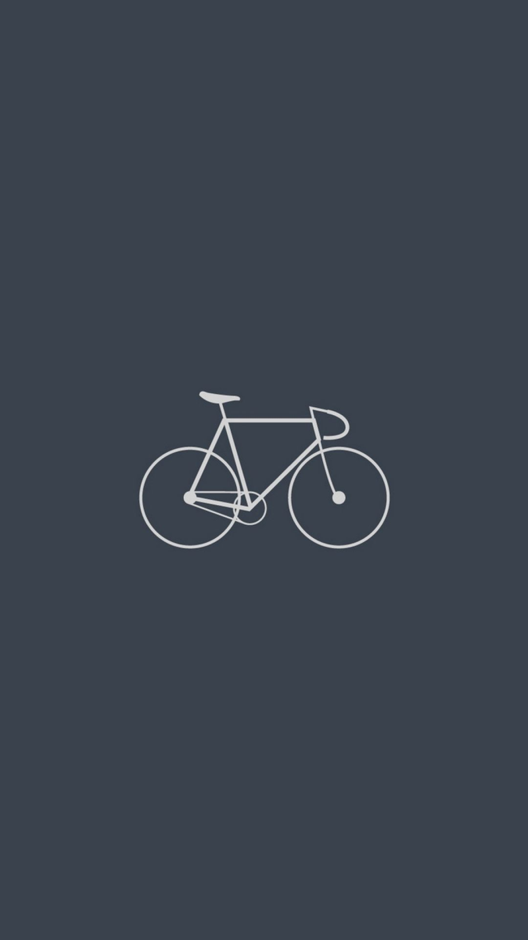 Bicycle Minimalist Minimalist Iphone Iphone Wallpaper Hipster Simple Iphone Wallpaper