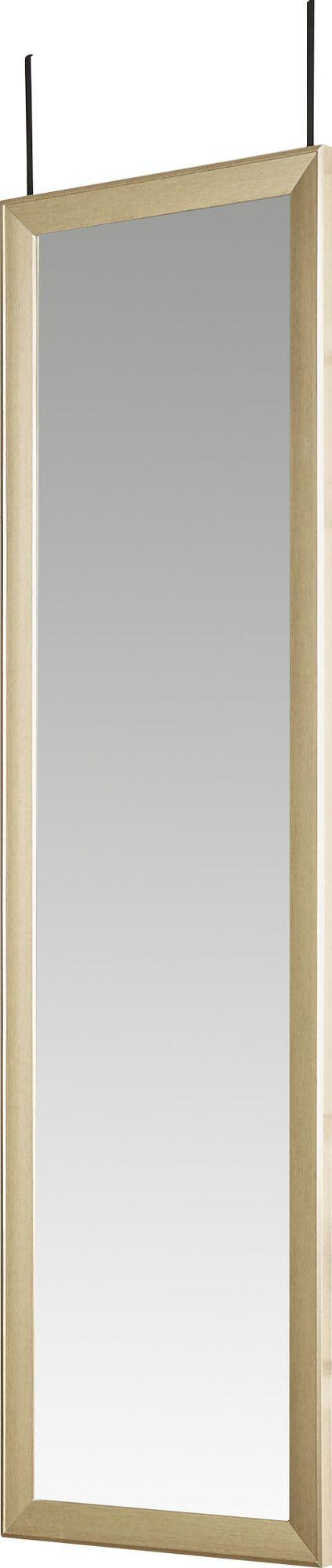 Wayfair Basics Over the Door Mirror