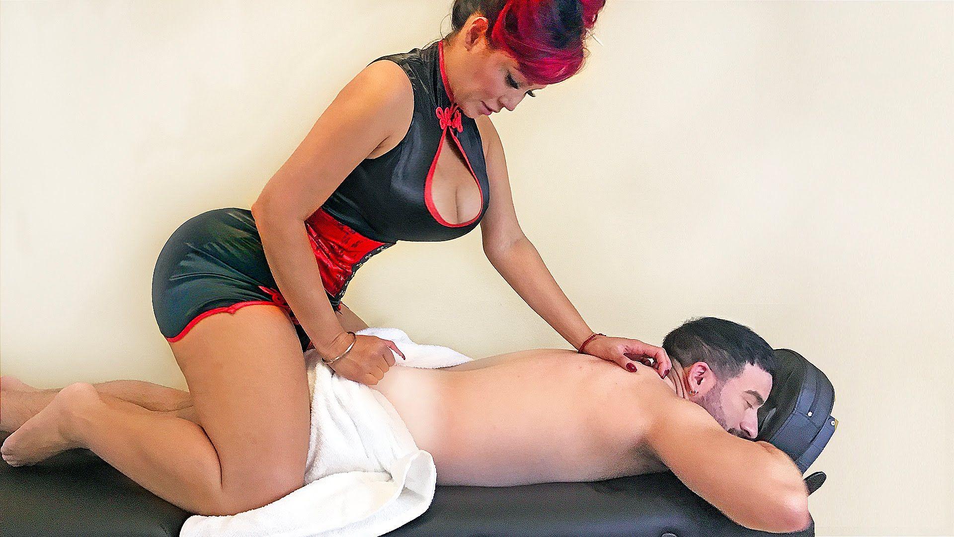 Happy ending massage sex, horny fat black girls