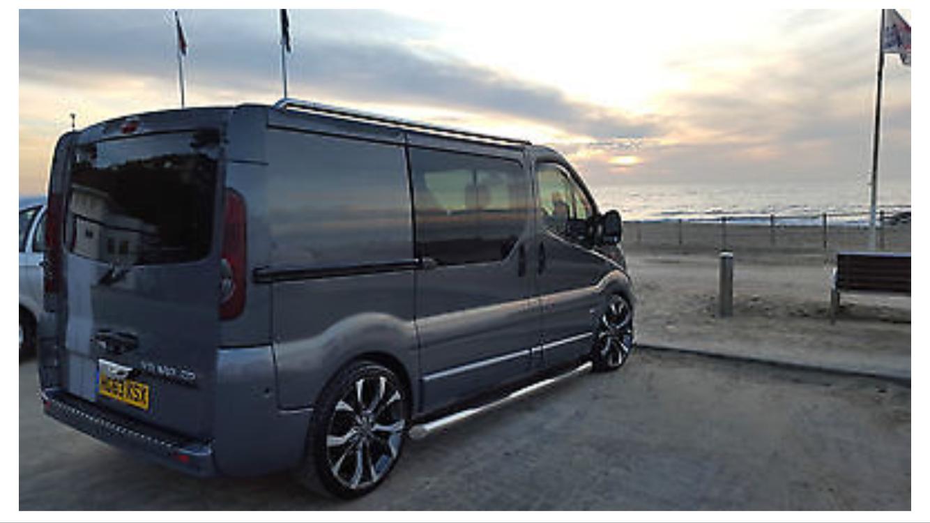 Pin By Mide Olumide On Vivaro Van Custom Renault Master Renault Trafic Cool Vans