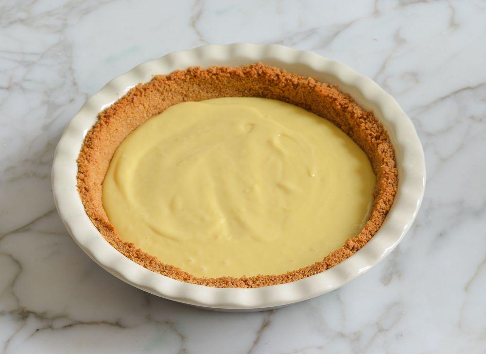 Easy Lemon Meringue Pie #lemonmeringuepie