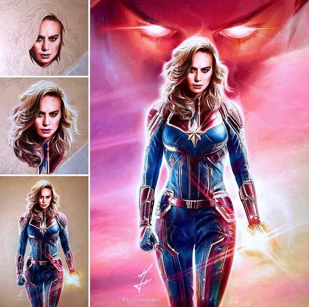 Pin By Jared Totoy On Brie Larson Capitana Marvel Marvel Women Captain Marvel Marvel Superheroes