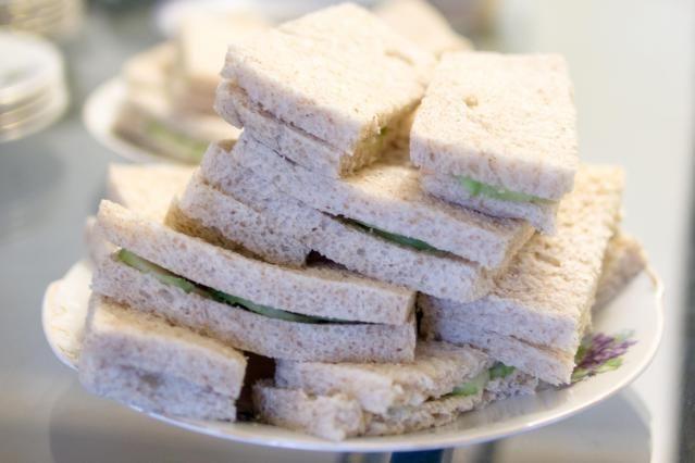 10 Best Cucumber Tea Sandwich Recipes: Classic Cucumber Tea Sandwiches Recipe