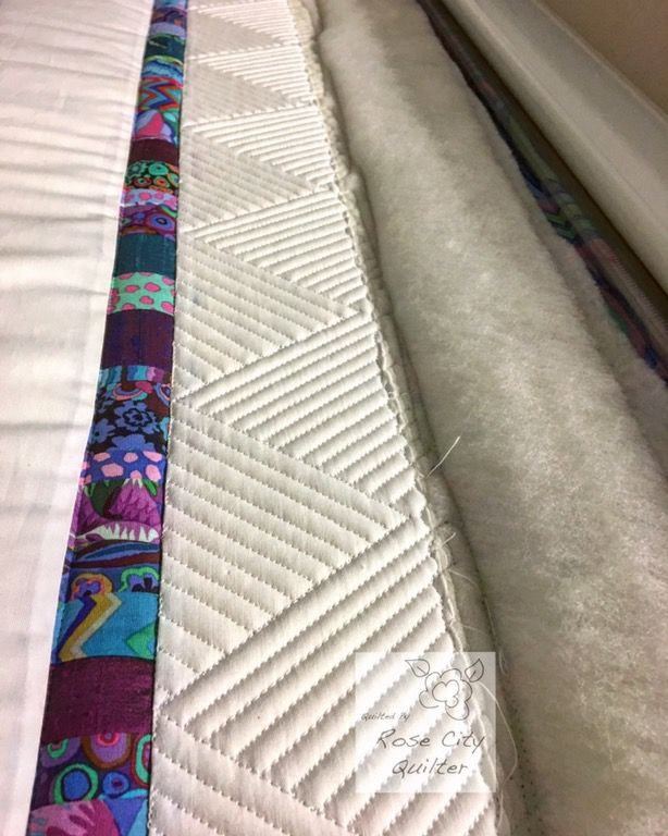 Triangle Texture Border | Quiltmuster, Nähe und Patchwork