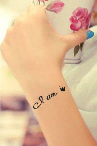 50 Fabulous Crown Tattoos You Should Not Miss I Am Tattoos Girl