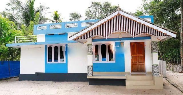 Low Budget House Plans In Kerala Kerala House Plans Below