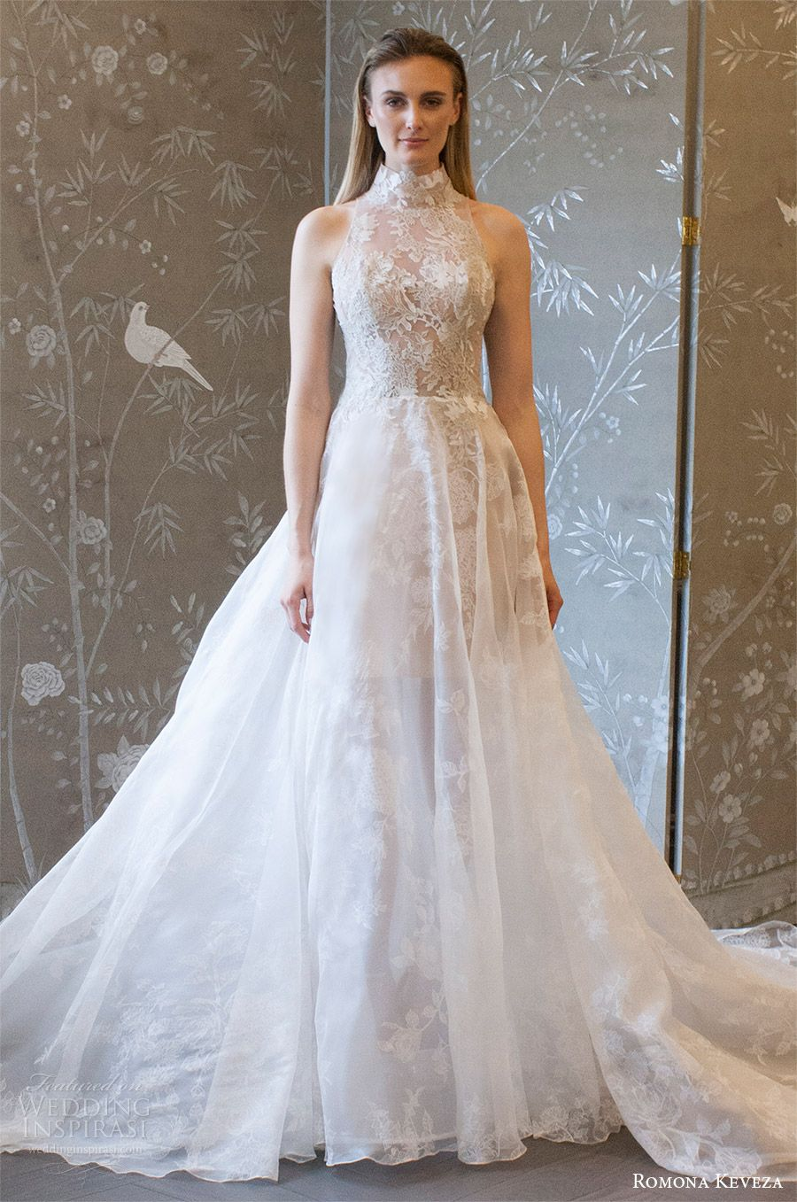 Wedding dresses spring 2018 collection