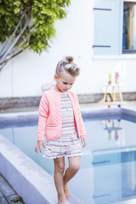 3 Pommes Lovely Girl Pantalon B/éb/é Fille