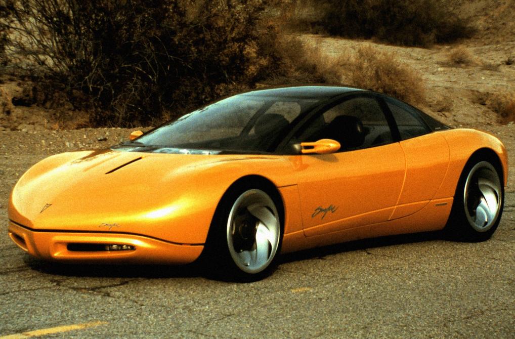 Pontiac Sunfire Concept '1990
