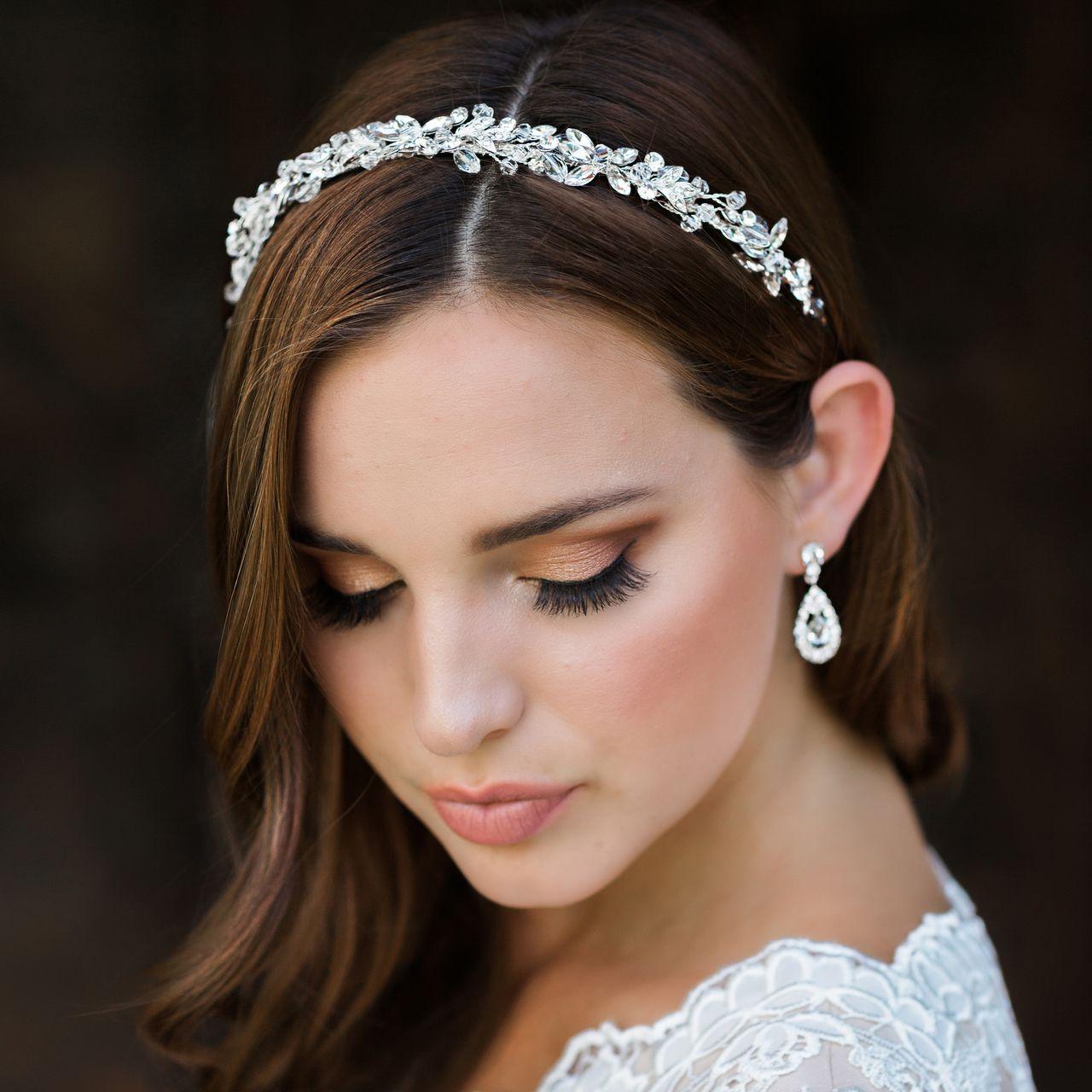 Bridal headband hb1910 wedding hair accessories