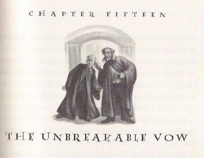 chapter 15 the unbreakable vow halfblood prince