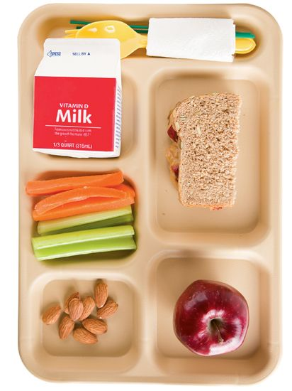 FOOD FIGHT // LiveWell Greenville promotes healthy eating in Greenville County Schools