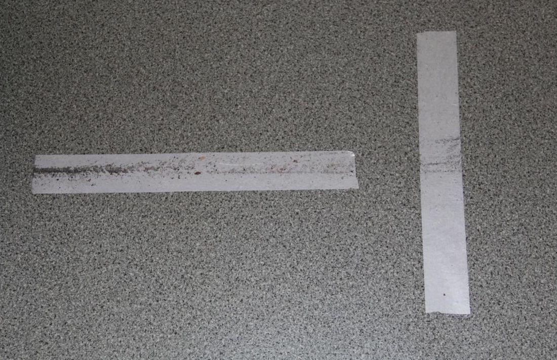Doppelseitiges Klebeband Entfernen Kunststoff