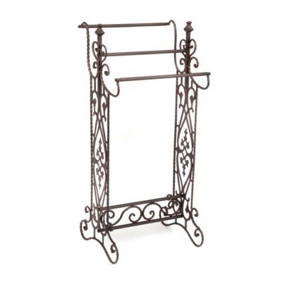Kirkland S Quilt Rack Home Decor Accessories Wrought Iron