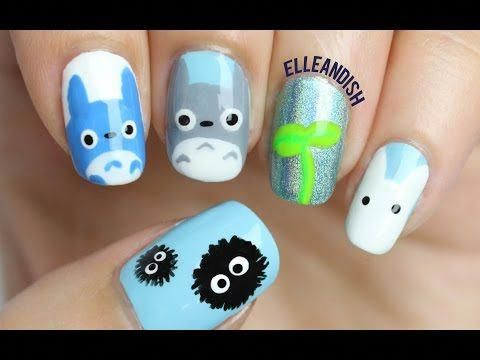 ring in the new year with these geeky diy nail art ideas