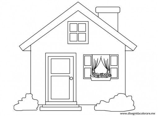 Casetta Disegno Casa Disegno Progetti Artistici Per Bambini Casette