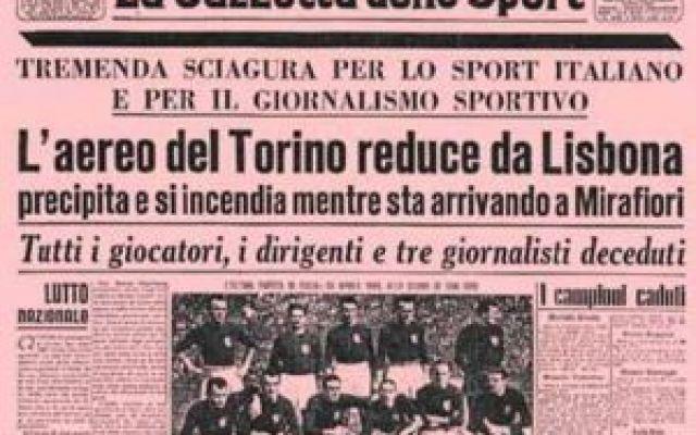 Omaggio al Grande Torino: quando andai a Superga c'era la nebbia... #torino #grande #torino #calcio #superga