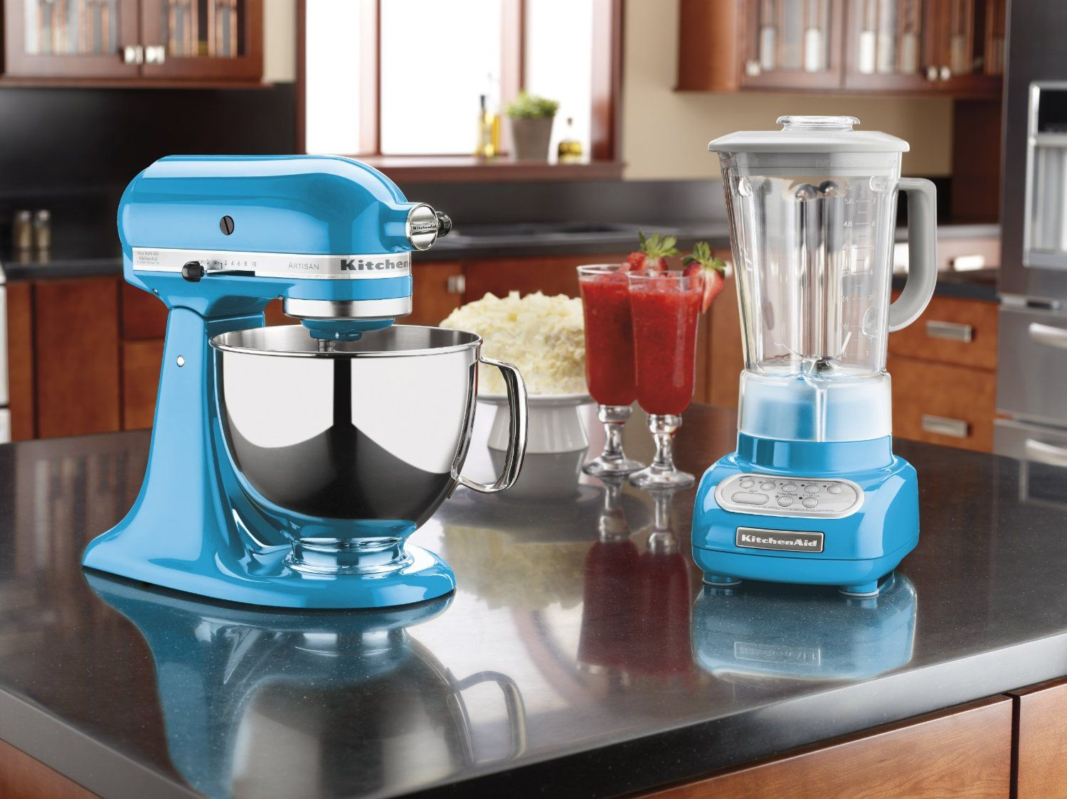 Kitchenaid KSB560CL Crystal Blue | Kitchen Appliances | Pinterest ...