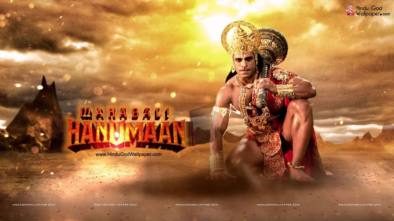 Hd wallpaper hanuman - Find This Pin And More On Lord Hanuman Wallpapers