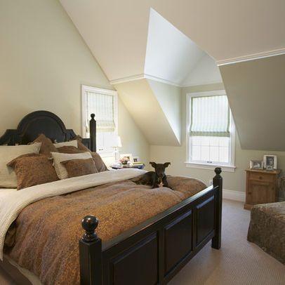 Attic Bedroom Ideas Angled Ceilings Slanted Walls Decor