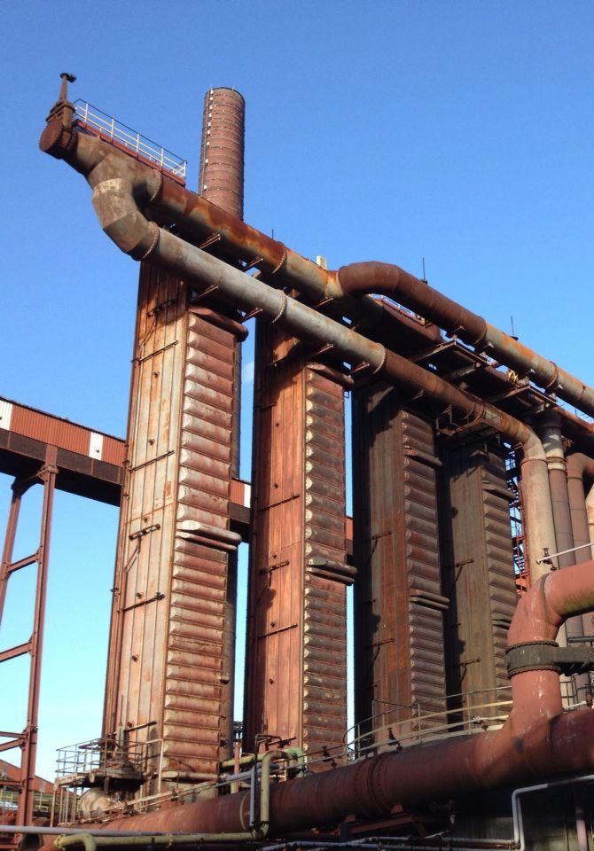 Zeche Zollverein Essen, Germany