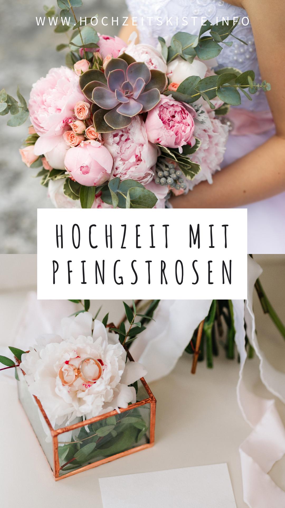 Photo of 40 Ideen für eine Hochzeit mit Pfingstrosen